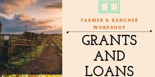 Business Planning, Grants, and Loans