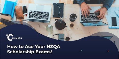NZQA奖学金考试来袭!How to Ace Your NZQA Scholarship Exams | AKL tickets