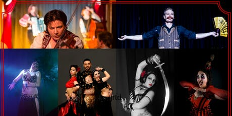 The Gipsy Club Cabaret tickets