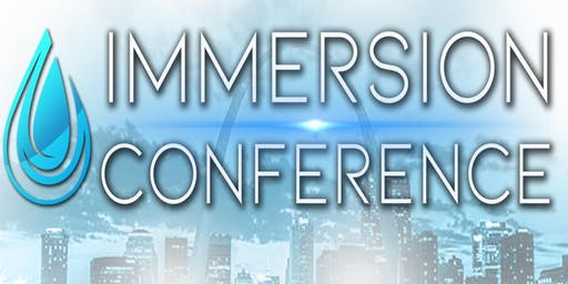 Immersion Conference