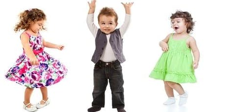 Wiggle and Jiggle - Traralgon Library tickets