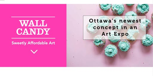 Wall Candy: Sweetly Affordable Art (Vendor Registration)
