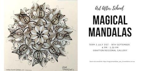 MAGICAL MANDALAS Art After School T3 tickets