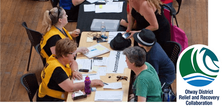 Working in an Emergency Relief Centre 2019, Torquay tickets