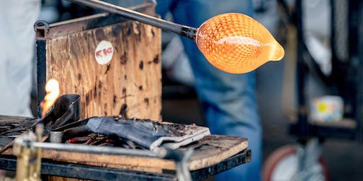 Glassblowing Workshops at Georgia Mountain Fair(fair ticket not included)