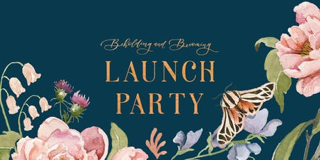 Beholding and Becoming Launch Party tickets