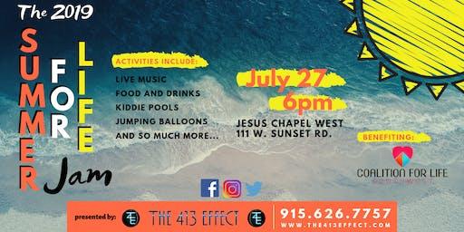 Summer for LIFE Jam 2019