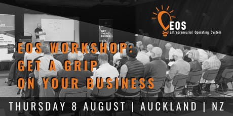 EOS Workshop NZ: Get A Grip On Your Business tickets