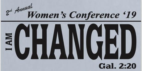 Womens Conferance I AM CHANGED tickets