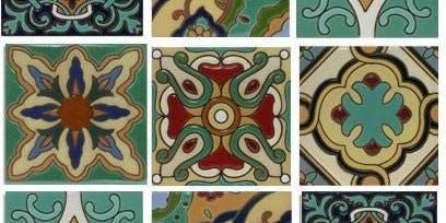 Art Tiles of the 1930s