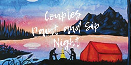 Couples Paint and Sip Night Tonasket