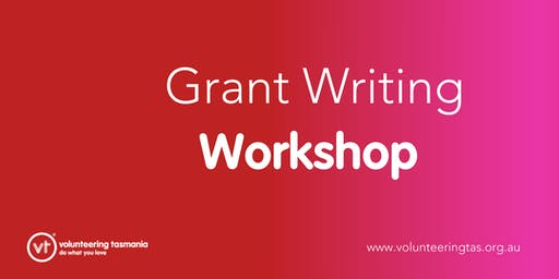 SOLD OUT - Grant Writing Workshop - North