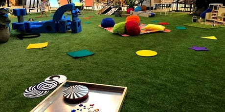 Free interactive pop up play for kids at The Cannery Rosebery tickets