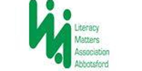 Literacy Matters Abbotsford Trivia Challenge tickets