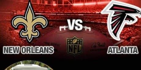 New Orleans Saints vs Atlanta Falcons Bus Trip tickets