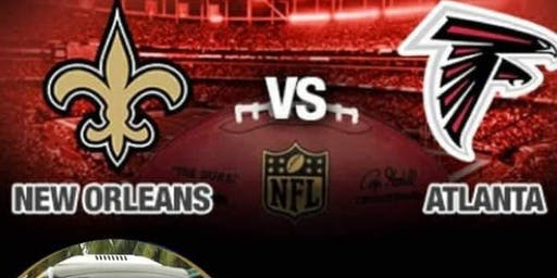 New Orleans Saints vs Atlanta Falcons Bus Trip
