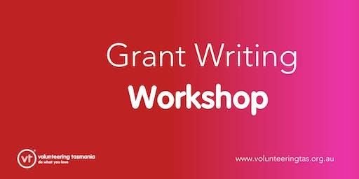 Grant Writing Workshop - North West
