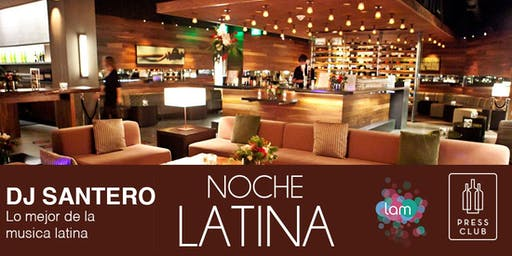 Noche Latina at Press Club