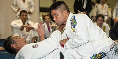 Closed guard workshop with 4th degree black belt Todd Tanaka tickets