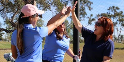 July 28 Latina Golfers Intermediate Golf Lessons