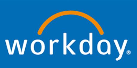 Workday Carolinas Regional User Group July 18, 2019 tickets