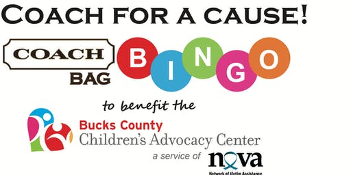 7th Annual Coach for a Cause Coach Bag Bingo