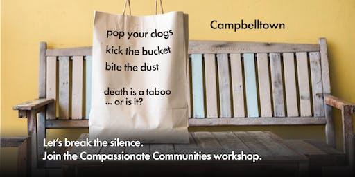 Compassionate Communities Workshop - Campbelltown