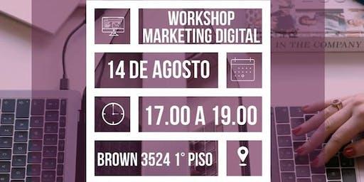Workshop de Marketing Digital