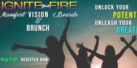 MANIFEST VISION BOARDS & BRUNCH, IGNITE SUMMER SESSIONS tickets