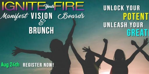 MANIFEST VISION BOARDS & BRUNCH, IGNITE SUMMER SESSIONS