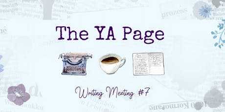 The YA Page | Meeting #7 tickets