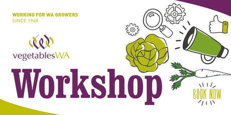 Pests, Disease and Quality Assurance Workshop tickets