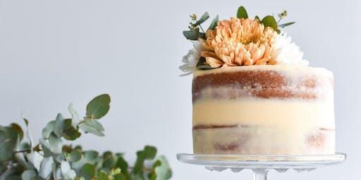 Georgia Barnes Masterclass   Semi Naked Celebration Cakes