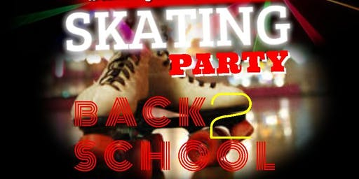 New Church of Faith: Back to School Jam  Book Bag Sign-up