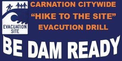 Carnation Citywide Evacuation Drill