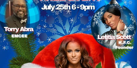"""CHRISTMAS IN JULY CONNECT FEST. """"Making Miracles Happen"""" tickets"""