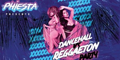 Dancehall vs Reggaeton Party! tickets