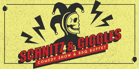 Schnitz & Giggles: A Night of Comedy, Food & Drink tickets