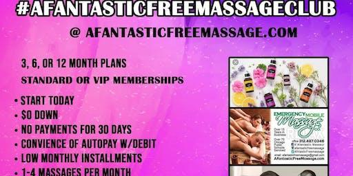 Summer Massage Club