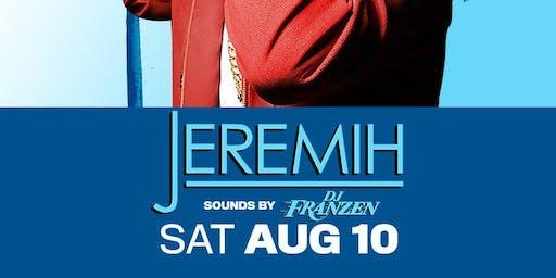 JEREMIH @ DRAIS BEACH CLUB LAS VEGAS POOL PARTY SATURDAY AUGUST 10TH