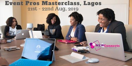 Event Pros Masterclass, Lagos