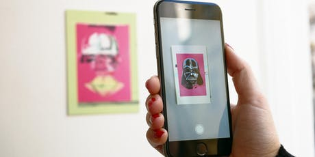 Augmented Reality Art Workshop tickets