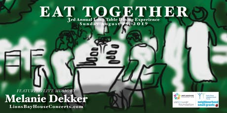 EAT TOGETHER 2019 |GleneaglesGolfClub tickets