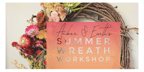 Summer Wreath Workshop tickets