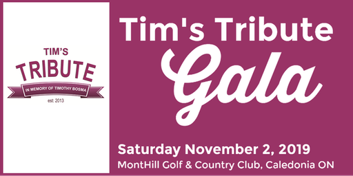 Tim's Tribute Gala
