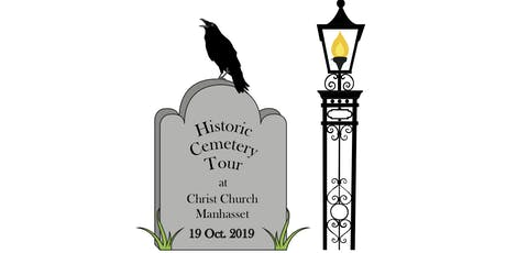 HISTORIC CEMETERY TOUR tickets