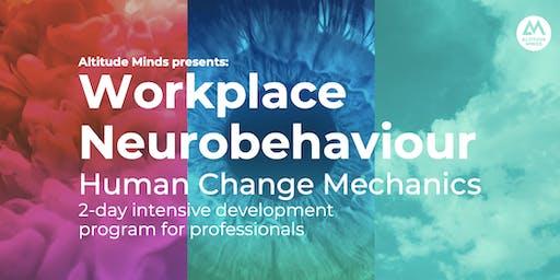 Workplace Neurobehaviour  - 29th & 30th August PERTH