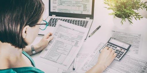 La preparación de impuestos profesionales ahora es más fácil de lo que piensas!