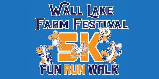 Wall Lake Farm Festival 5K