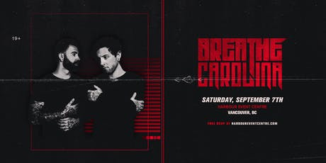 BREATHE CAROLINA [FREE RSVP] tickets